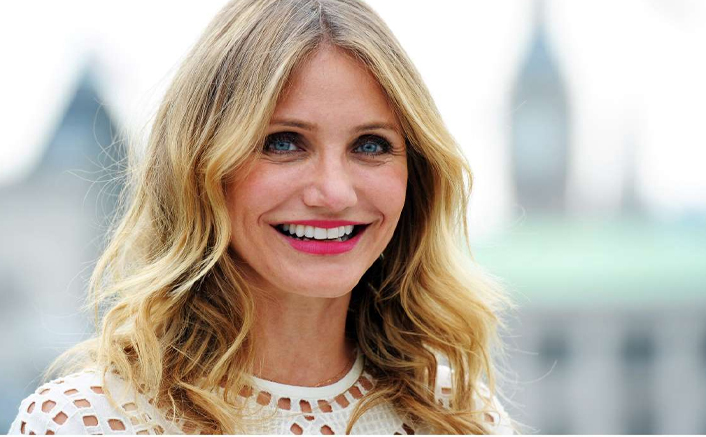 """Cameron Diaz Has A HILARIOUS Take On Having A Baby At 47: """"I Have To Live To Be 107"""""""