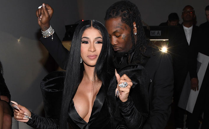 Cardi B Says She'll Put Syrup On Her T*ts & Make Offset Lick It, Blames Fan For Putting The Idea Into Her Head!