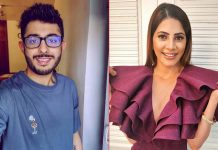 CarryMinati following Bigg Boss 14 contestant Nikki Tamboli?