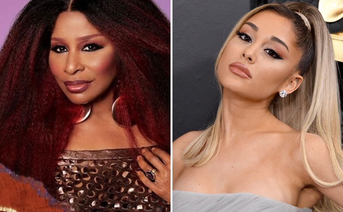 """Chaka Khan On Considering Collab With Ariana Grande: """"No. F*ck Her"""""""