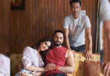 Chandigarh Kare Aashiqui: Ayushmann Khurrana & Vaani Kapoor Begins Shoot For Abhishek Kapoor's Next