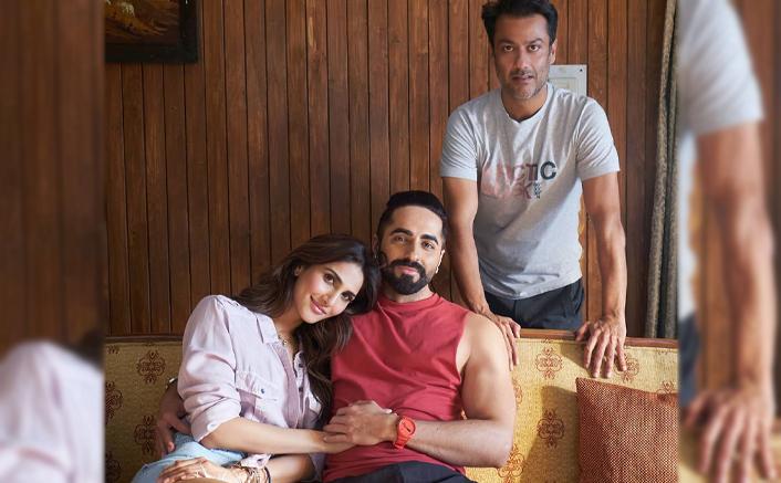 Chandigarh Kare Aashiqui: 'Bulked Up' Ayushmann Khurrana & 'Ever So Beautiful' Vaani Kapoor Begin The Shoot