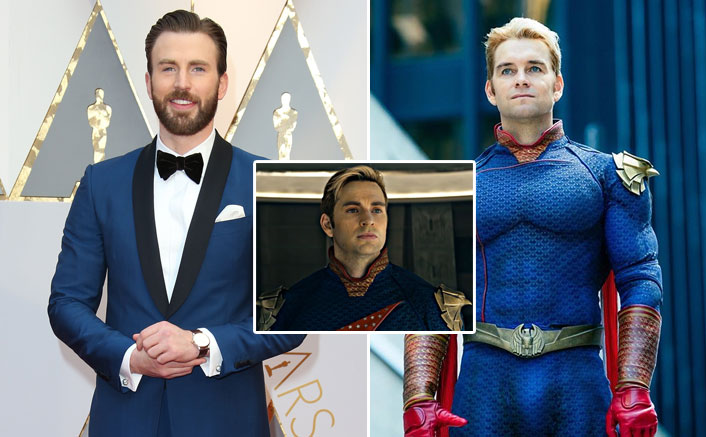 Chris Evans As The Boys' Homelander Looks Every Bit Kickass, WATCH(Pic credit: Getty Images, Instagram/toni.starr)