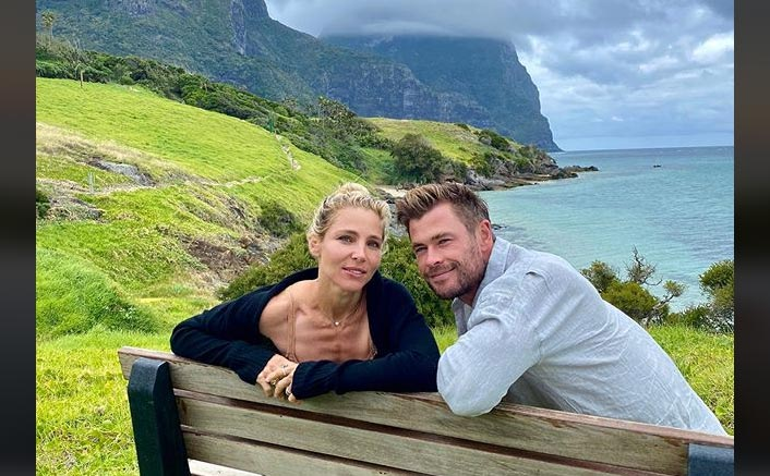 Chris Hemsworth Vacation Pics: From Posing Alongside Wife Elsa Pataky To Showing Off Chiseled Abs - It's The Getaway Of Our Dreams, SEE PICS