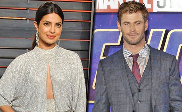 Chris Hemsworth To Team Up With Priyanka Chopra Jonas For THIS Project