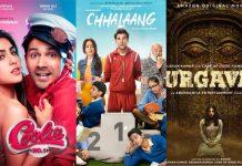 Coolie No. 1, Chhalaang, Durgavati among 9 new films set for OTT release