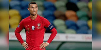 Cristiano Ronaldo Tests COVID-19 Positive, To Miss Nation Cup Game