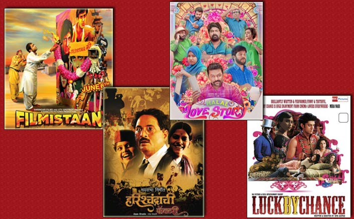 From Filmistaan To Halal Love Story, 4 Films On Films You Should Totally Have In Your List