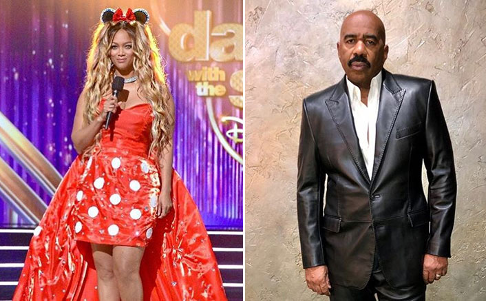 Dancing With The Stars: Tyra Banks Makes A 'Steve Harvey' Mistake & Netizens Are On Their Duty!