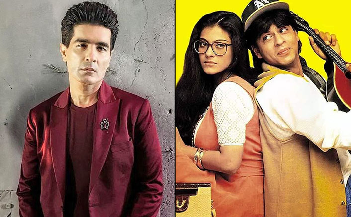 "Manish Malhotra On Styling Kajol In DDLJ: ""It Was Real Yet Dreamy"""