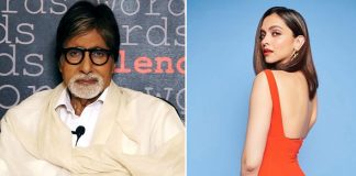 Deepika Padukone Named The Most Beautiful Celeb, Amitabh Bachchan Is The Most Respected – TIARA Ratings