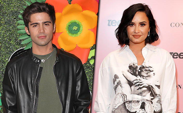 Demi Lovato Releases Emotional Ballad On Twitter, Is She Talking About The Break Up With Max Ehrich?
