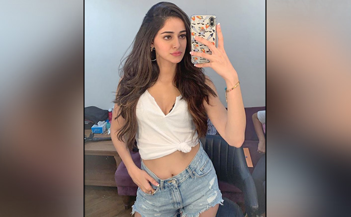 Ananya Panday Took A Memorabilia From Khaali Peeli Sets Which Has A Salman Khan & Karisma Kapoor Connection, Find Out