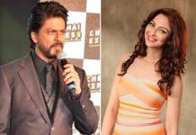 Did You Know? Bhabiji Ghar Par Hain Fame Saumya Tandon Has Shared The Stage With Shah Rukh Khan
