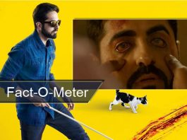Did You Know? For Andhadhun, Ayushmann Khurrana Wore Lens Which Hindered 80% Of His Vision! - [Fact-O-Meter]