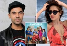 Did you know Rajkummar Rao tutored Nushrratt Bharuccha to speak Haryanvi for their upcoming Amazon Original film Chhalaang?