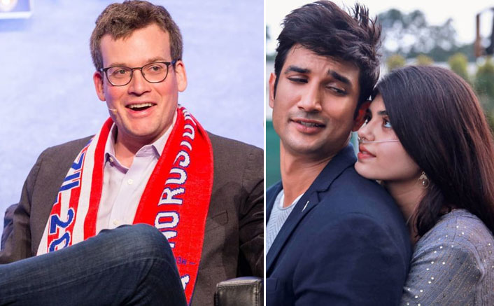 Dil Bechara's Sanjana Sanghi Gets A Review From The Fault In Our Stars Writer John Green! Here's What He Says