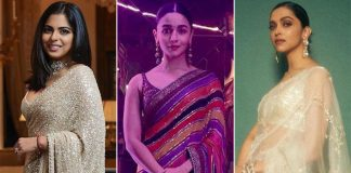 Diwali 2020 Fashion Picks: Deepika Padukone To Alia Bhatt - 5 Sabyasachi Sarees That Can NEVER Go Wrong