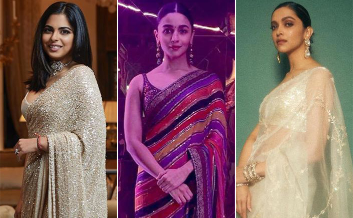 Diwali 2020 Fashion Picks: Deepika Padukone To Alia Bhatt - 5 Sabyasachi Sarees That Can NEVER Go Wrong