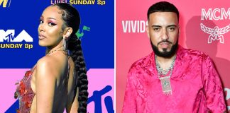 Doja Cat & French Montana Are Dating? Rumours Spark Post Them Relaxing On A Yacht Surfaces