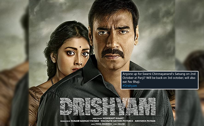 Drishyam Memes Are Back As Fans Remind Each Other Of '2 October Yaad Hai Na?'