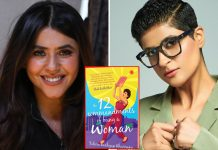 "Ekta Kapoor Calls Tahira Kashyap's 12 Commandments Of Being A Woman ""A Fun Touching Book"""