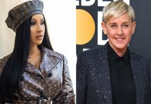 Ellen DeGeneres Dons DRASTIC New Look, Reacts To Cardi B's N*de Pic; Watch