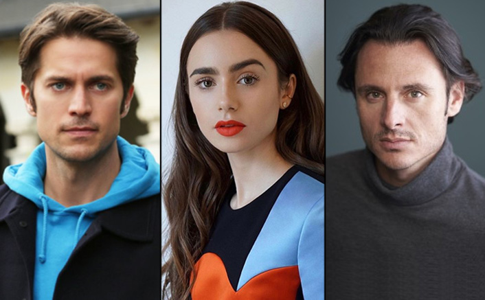 Emily In Paris: Lucas Bravo's Gabriel Or Charles Martin's Mathieu; Your Pick For Lily Collins? VOTE NOW!