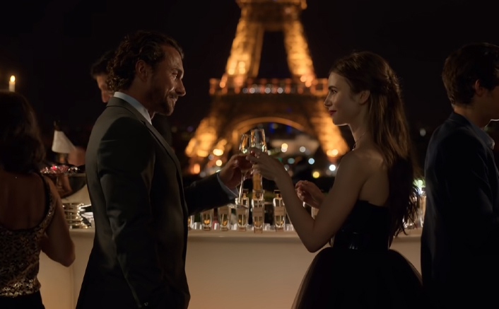Emily In Paris Still