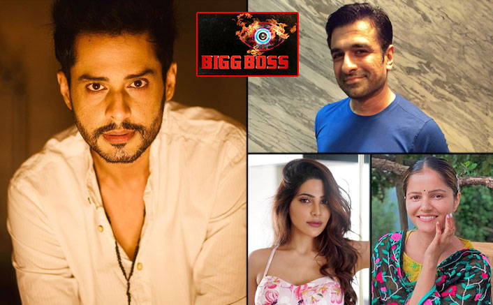 EXCLUSIVE! Bigg Boss 14: Shardul Pandit REACTS To Competing With Nikki Tamboli, Eijaz Khan, Rubina Dilaik!