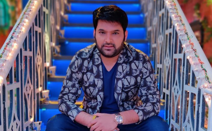 When Kapil Sharma Was Challenged To Do 'Bajrangi Bounce' Dance On Super Dancer!