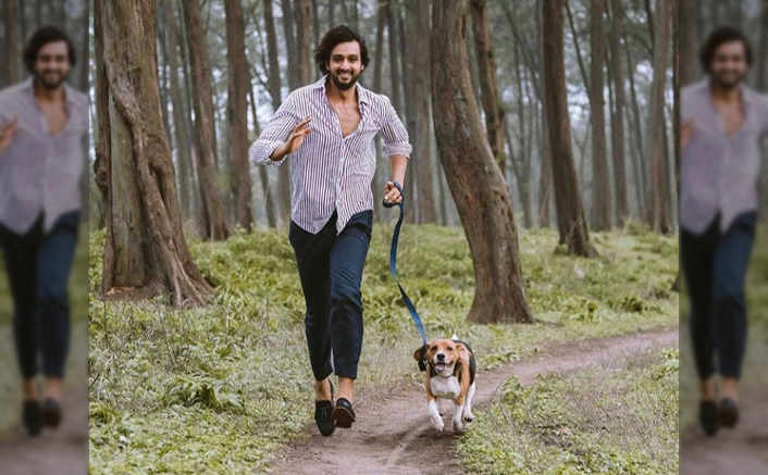 """EXCLUSIVE! Mahabharat Actor Sourabh Raaj Jain On His Dog Wafer: """"Pets Are The Most Loving Creatures..."""""""