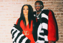 Fabolous & Emily B Welcome Their Third Child Together, Mommy Shares A Pic On Social Media