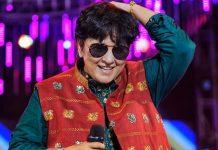 Falguni Pathak back with a romantic Navratri song