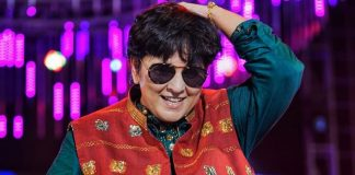 Falguni Pathak back with a romantic Navratri song