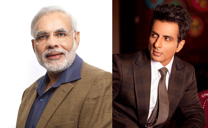 A Sonu Sood Fan Requests PM Narendra Modi To Honour Him With Bharat Ratna, Actor Responds In A Humble Way