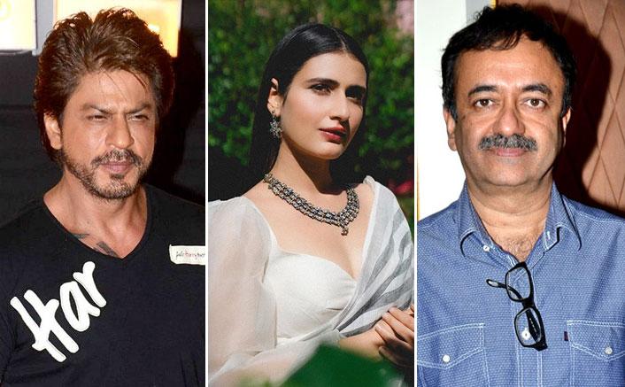 Fatima Sana Shaikh Admits She Texted Rajkumar Hirani To Cast Her Along With Shah Rukh Khan In His Next