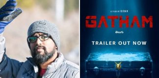Filmmaker Kiran Reddy opens up about Telugu thriller 'Gatham'