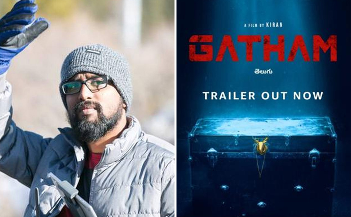 """Kiran Reddy On His Telugu Thriller Gatham: """"Wanted To Take India's Art Of Storytelling To The Next Level"""""""