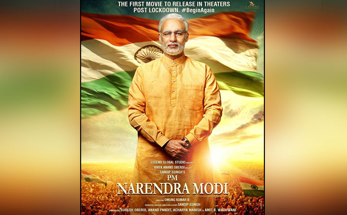 Filmmaker Sandip Ssingh has announced to Re-Release film PM Narendra Modi