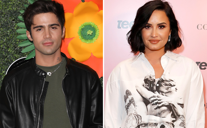 From Max Ehrich Crying On The Beach For Demi Lovato To Hanging Out With An American Idol Contestant, What Is He Upto?