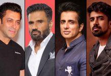 From Salman Khan, Suniel Shetty to Sonu Sood, Saqib Saleem receives a thunderous applause from B'town