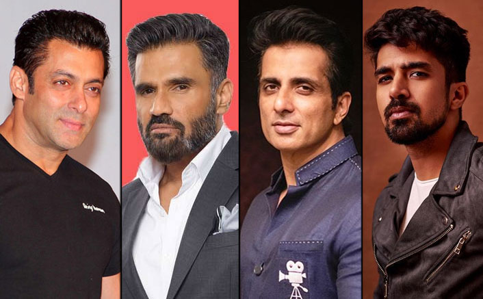 Salman Khan, Suniel Shetty & Others Are All Praises For Saqib Saleem's Crackdown!