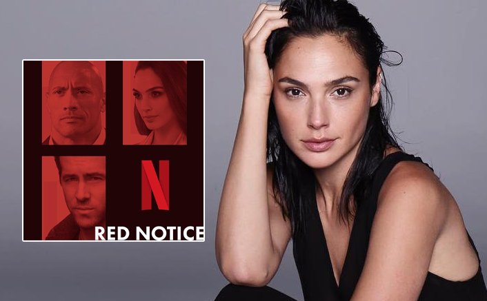 Red Notice: Gal Gadot Is Paid THIS Whopping Amount For Netflix Film!