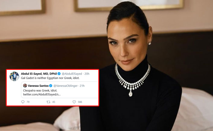 Gal Gadot To Play Cleopatra, Twitterati Question Why No Egyptian Actor Rather?