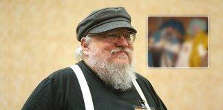 Game Of Thrones Author George RR Martin Shares His look at Daenerys and Khal Drogo's Wedding
