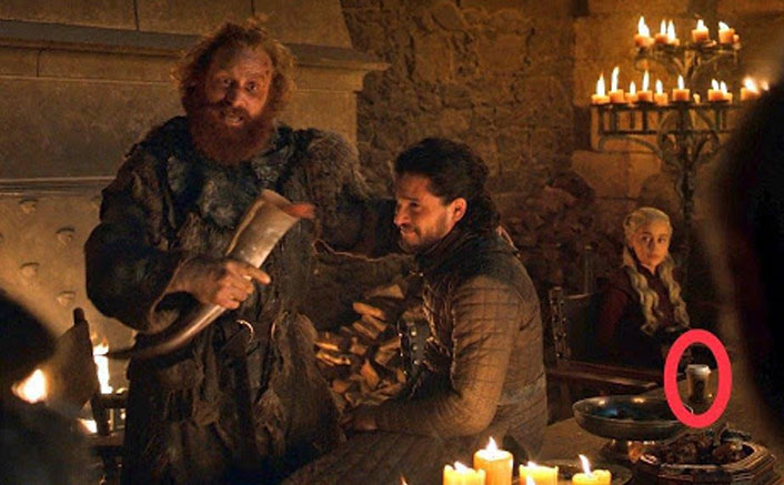 Game Of Thrones Creators David Benioff & Dan Weiss React On The Coffee Cup Goof Up From Season 8