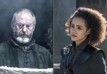 "Game Of Thrones' Liam Cunningham Fought The Makers On Having A Crush On Nathalie Emmanuel's Missandei, Said ""I'm Not F*Cking Doing It"""