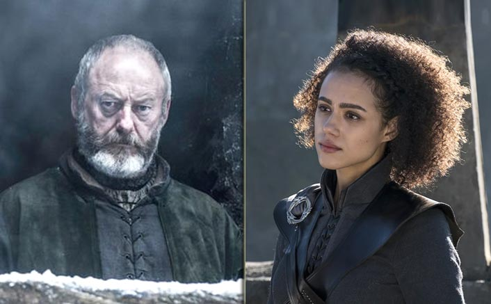 "Game Of Thrones' Liam Cunningham Argued With Makers On Having A Crush On Nathalie Emmanuel's Missandei: ""I'm Not F*Cking Doing It"""
