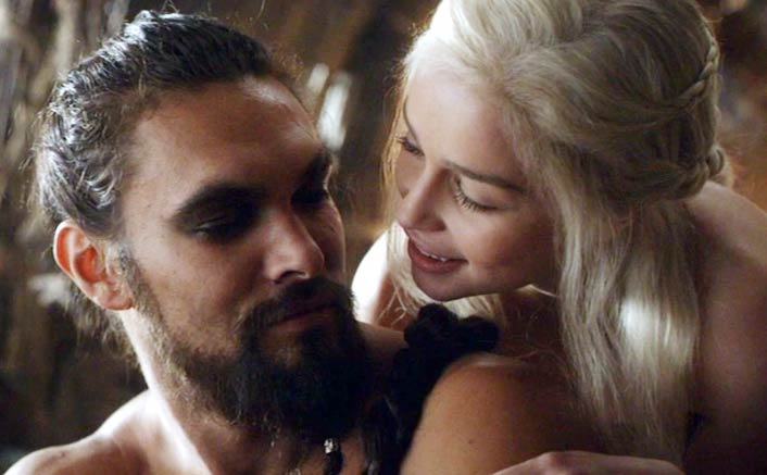 Game Of Thrones' Non-Consensual S*x Scene Between Emilia Clarke's Khaleesi & Jason Momoa's Drogo Was ORIGINALLY Planned Differently